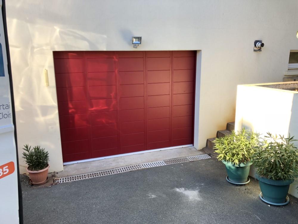 Artim MENUISIER Porte De Garage Cholet Nantes 96